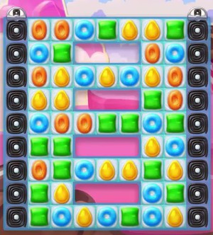 Candy Crush Jelly Level 116