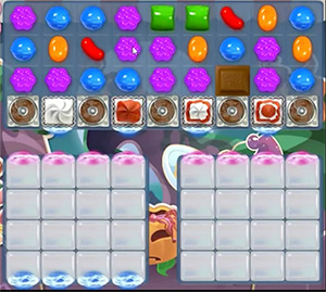 Candy Crush level 1310