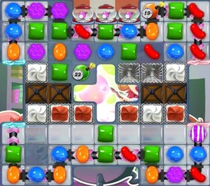 Candy Crush level 1090