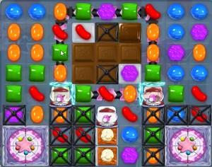 Candy Crush level 1095