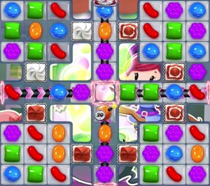 Candy Crush level 1096
