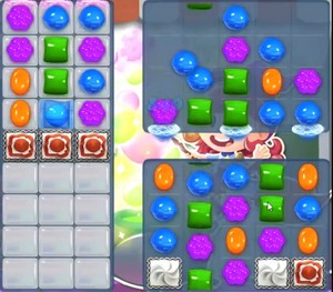 Candy Crush level 1098