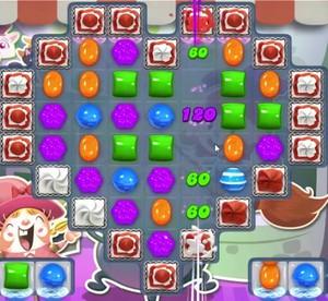 Candy Crush level 1100