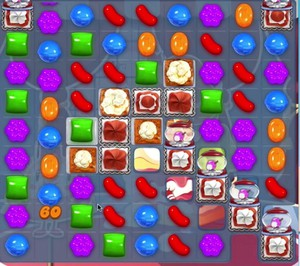 Candy Crush level 1101