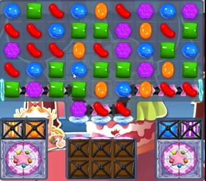 Candy Crush level 1105
