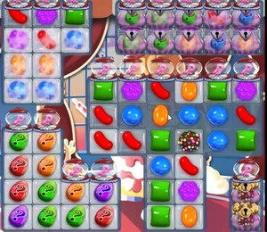 Candy Crush level 1106