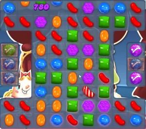 Candy Crush level 1111