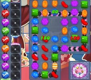 Candy Crush level 1114