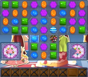 Candy Crush level 1115
