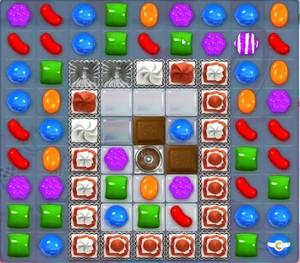 Candy Crush level 1119