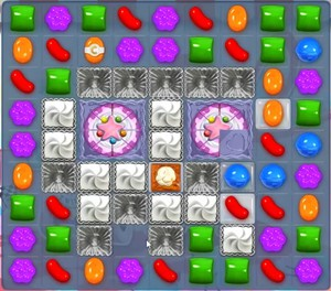 Candy Crush level 1128