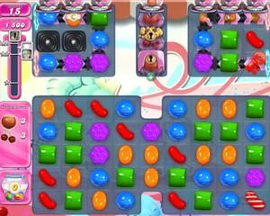 Candy Crush level 1130
