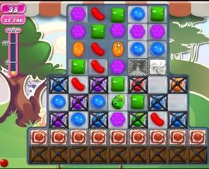 Candy Crush level 1131