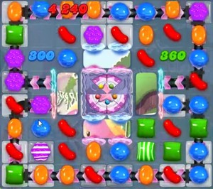 Candy Crush level 1133