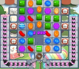 Candy Crush level 1134