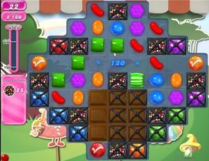 Candy Crush level 1135