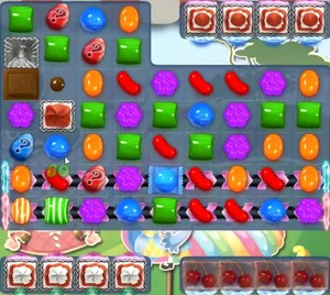 Candy Crush level 1137