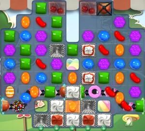 Candy Crush level 1144