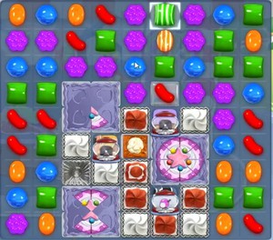 Candy Crush level 1146