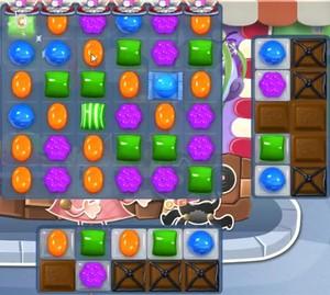 Candy Crush level 1155