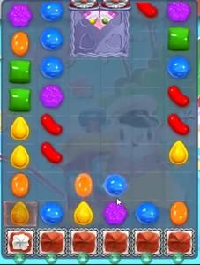 Candy Crush level 1162