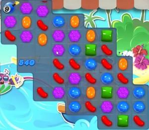 Candy Crush level 1172