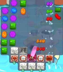 Candy Crush level 1173