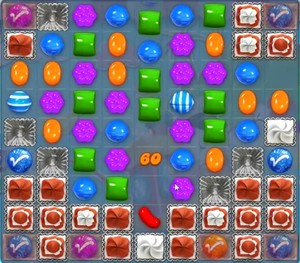 Candy Crush level 1174