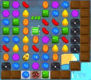 Candy Crush level 1175