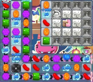 Candy Crush level 1176