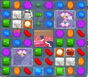 Candy Crush level 1177
