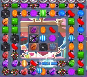 Candy Crush level 1180