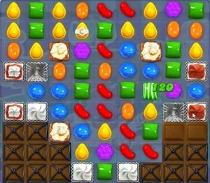 Candy Crush level 1189