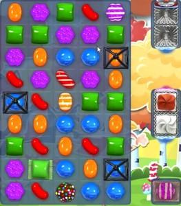 Candy Crush level 1192