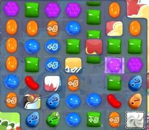Candy Crush level 1198