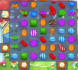Candy Crush level 1200