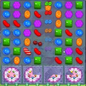 Candy Crush level 1203