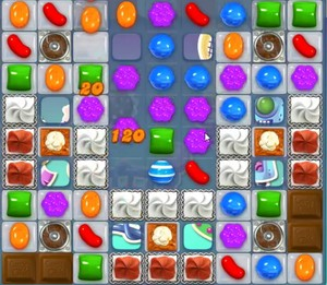 Candy Crush level 1211