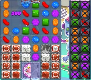 Candy Crush level 1215