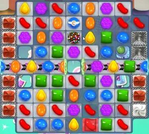 Candy Crush level 1219