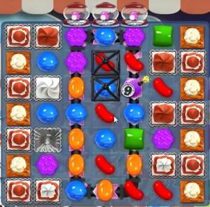 Candy Crush level 1225