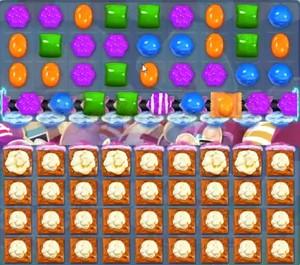 Candy Crush level 1230