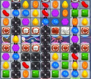 Candy Crush level 1273