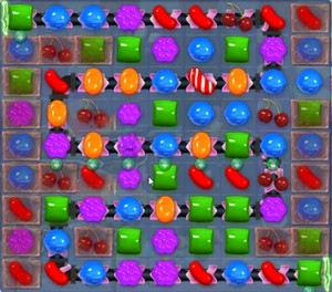 Candy Crush level 1274