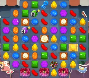 Candy Crush level 1333