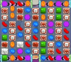 Candy Crush level 1353