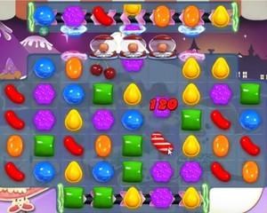 Candy Crush level 1400