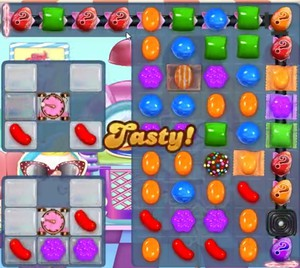 Candy Crush level 1451