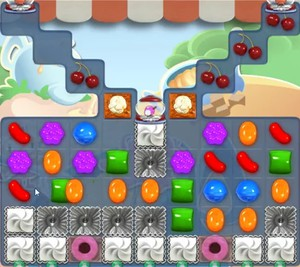 Candy crush level 1600 cheats and tips candy crush cheats - 1600 candy crush ...