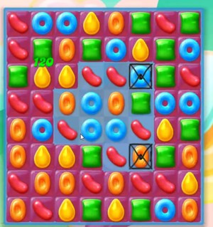 Candy Crush Jelly Level 2